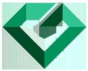 Логотип компании ''Изумруд''